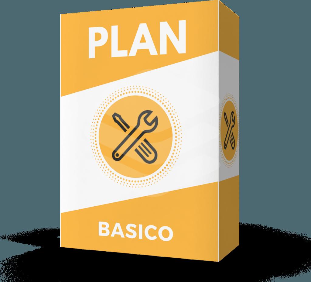 mantenimiento web - BOX BASICO