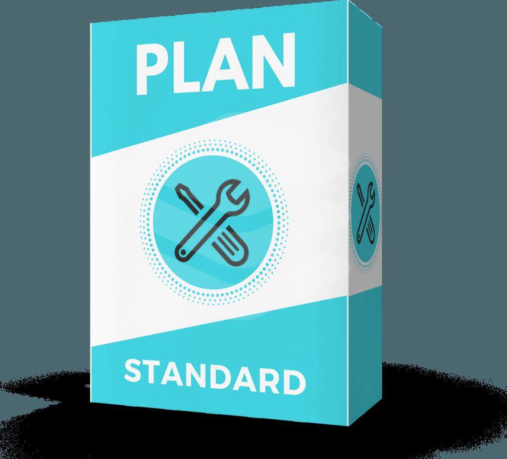 Mantenimiento web -BOX STANDARD